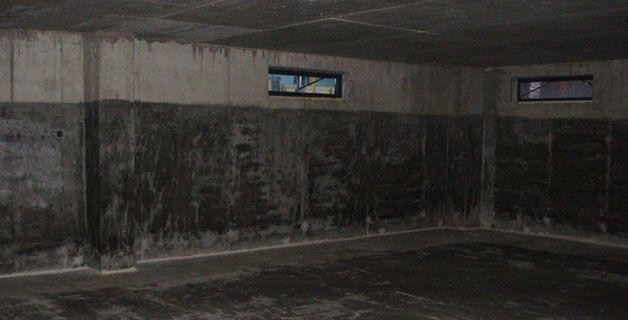 Герметизация бетона изнутри керамзитобетон калькулятор стяжки